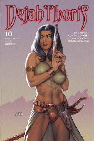 Dejah Thoris #10 (Linsner Cover)
