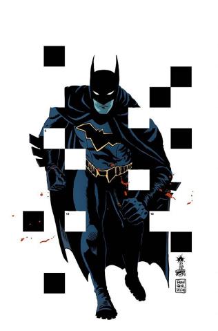 All-Star Batman #6 (Francavilla Cover)