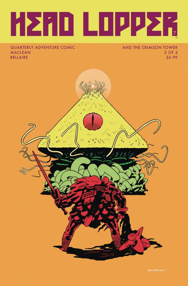 Head Lopper #7 (MacLean Cover)