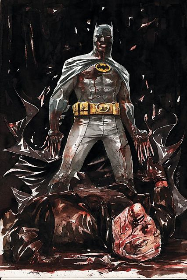 Batman: The Streets of Gotham #21