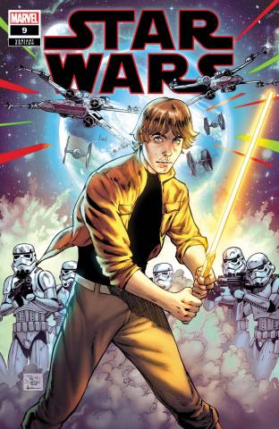 Star Wars #9 (Daniel Cover)