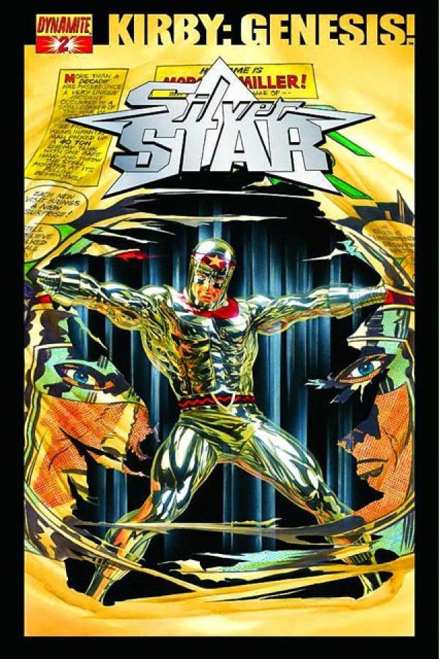 Kirby Genesis: Silver Star #2