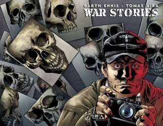 War Stories #7 (Wrap Cover)