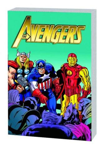 Avengers: Big Three