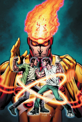 The Fury of Firestorm Vol. 3: Takeover