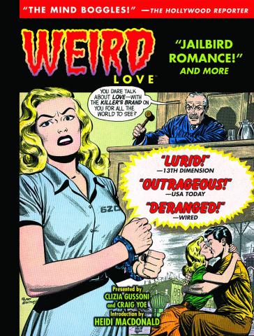 Weird Love: Jailbird Romance