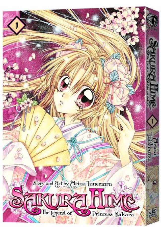 Sakura Hime: The Legend of Princess Sakura Vol. 1