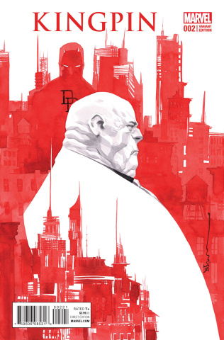 Civil War II: Kingpin #2 (Nguyen Cover)
