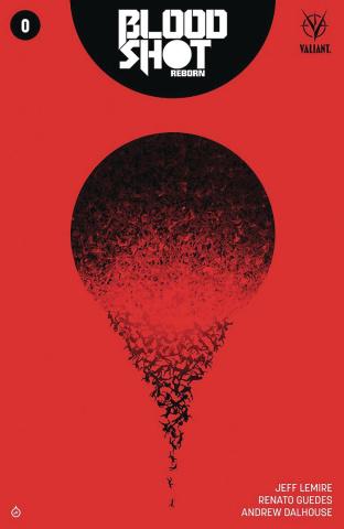 Bloodshot: Reborn #0 (2nd Printing)
