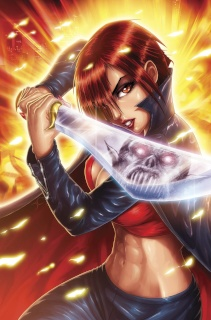 Grimm Fairy Tales: Inferno - The Rings of Hell #2 (Cardy Cover)