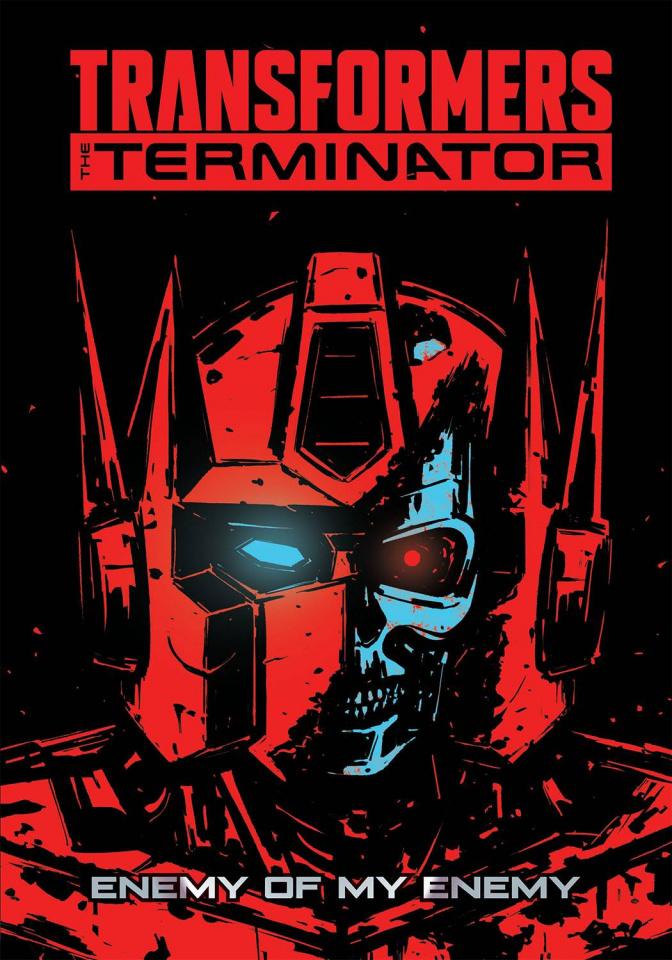 The Transformers vs. The Terminator