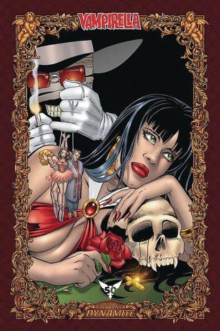Vampirella #7 (60 Copy Conner Icon Cover)