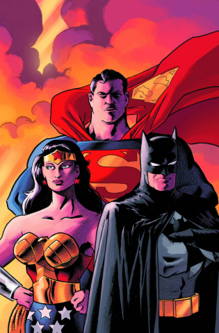 Batman / Superman / Wonder Woman: Trinity
