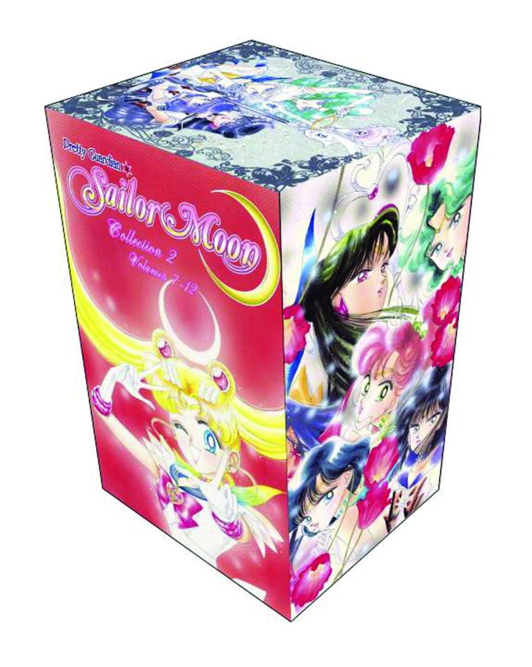 Sailor Moon #2: Vols. 7-12