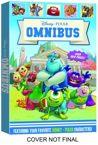 Pixar Treasury Vol. 1