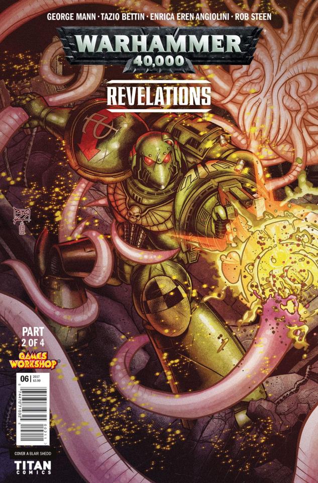 Warhammer 40,000: Revelations #2 (Shedd Cover)