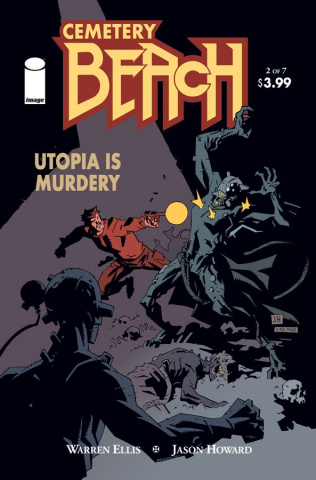 Cemetery Beach #2 (Impact Cover)