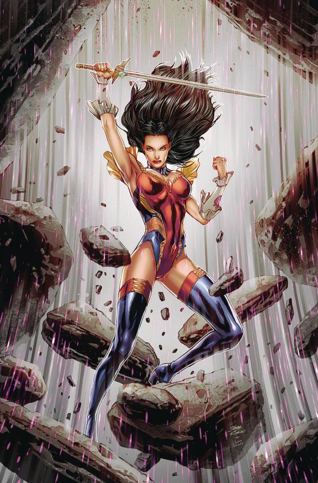 Grimm Universe Presents 2020 (Vitorino Cover)