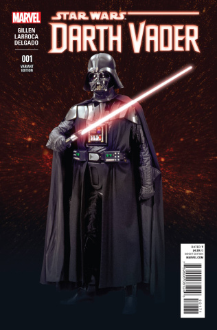 Darth Vader #1 (Movie Cover)