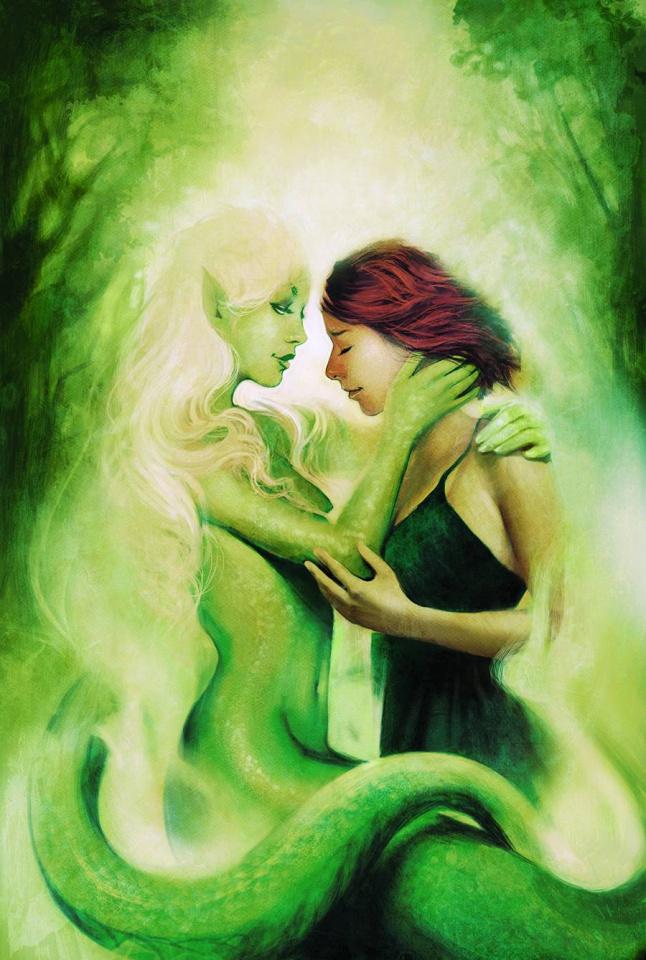 Buffy the Vampire Slayer: Willow Wonderland #3 (Lara Cover)