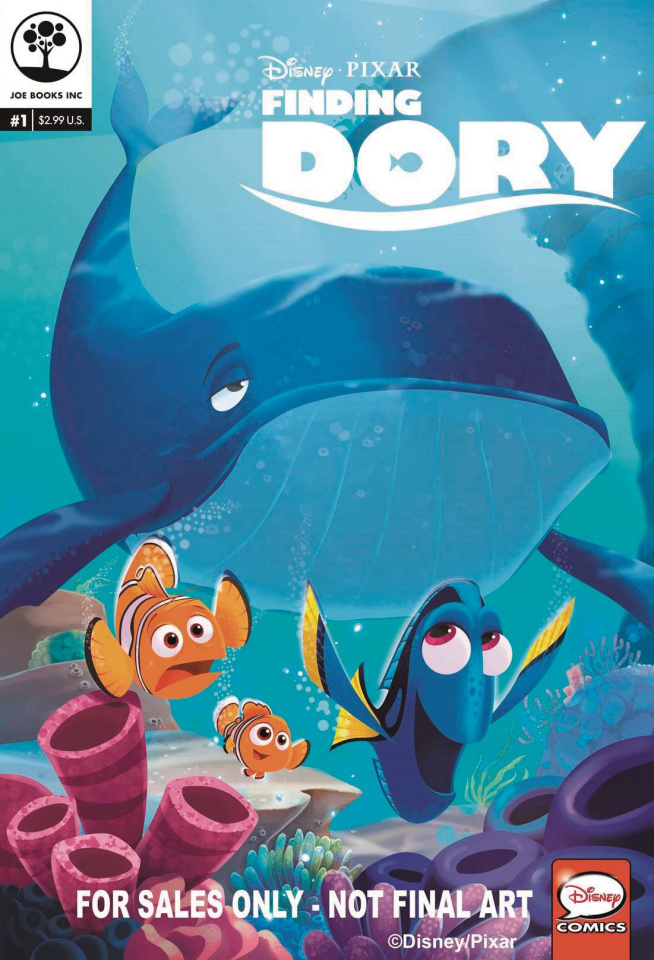 Finding Dory #1