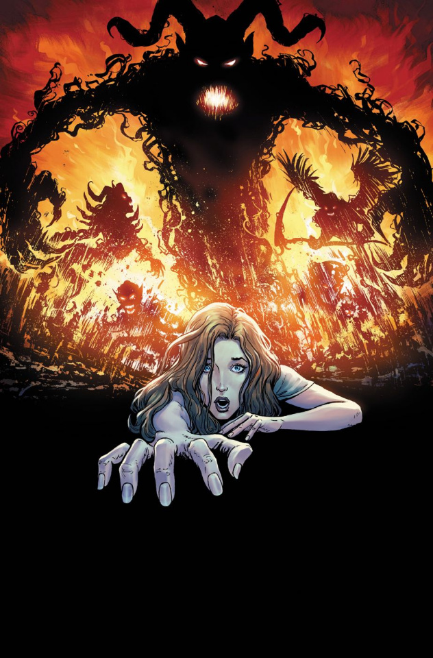 Grimm Fairy Tales: Satan's Hollow #5 (Kivela Cover)