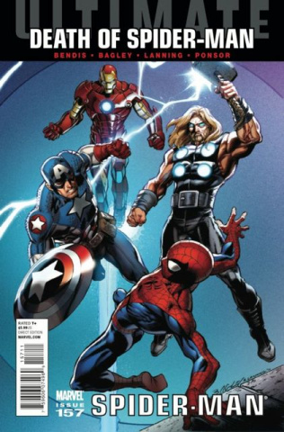 Ultimate Comics Spider-Man #157