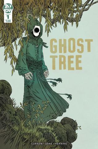 Ghost Tree #1 (3rd Printing)