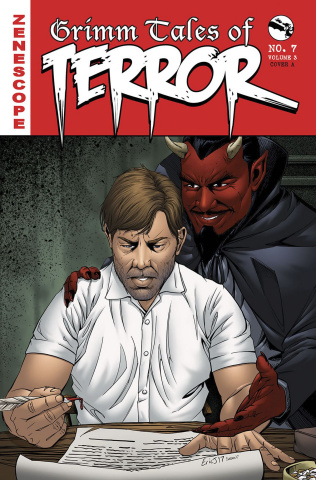 Grimm Tales of Terror #7 (Eric J Cover)