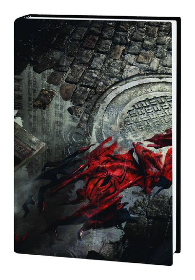 Ultimate Comics Spider-Man: Death of Spider-Man - Prelude