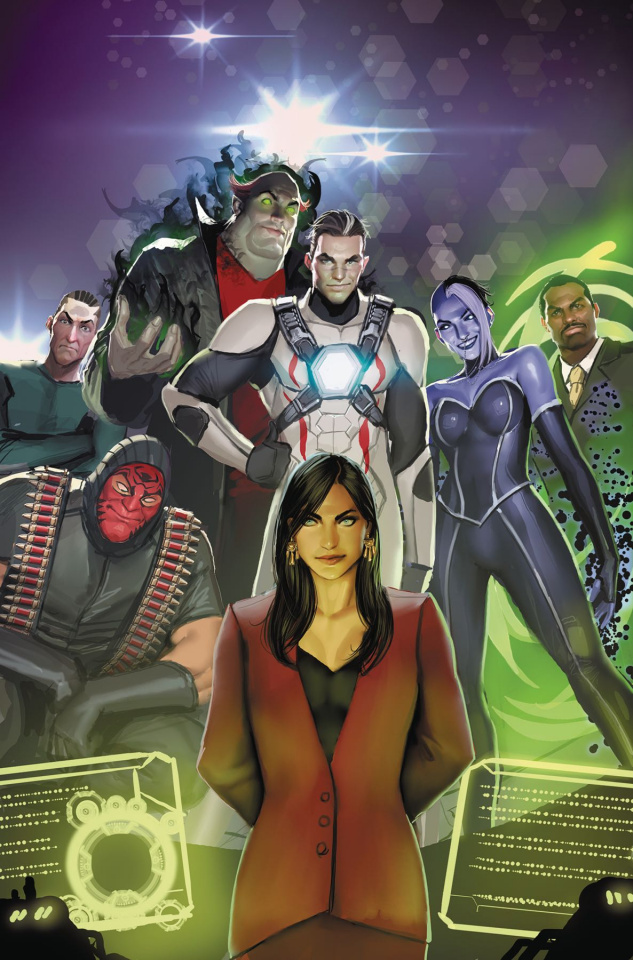 Catalyst Prime: Seven Days #3 (Sejic Cover)