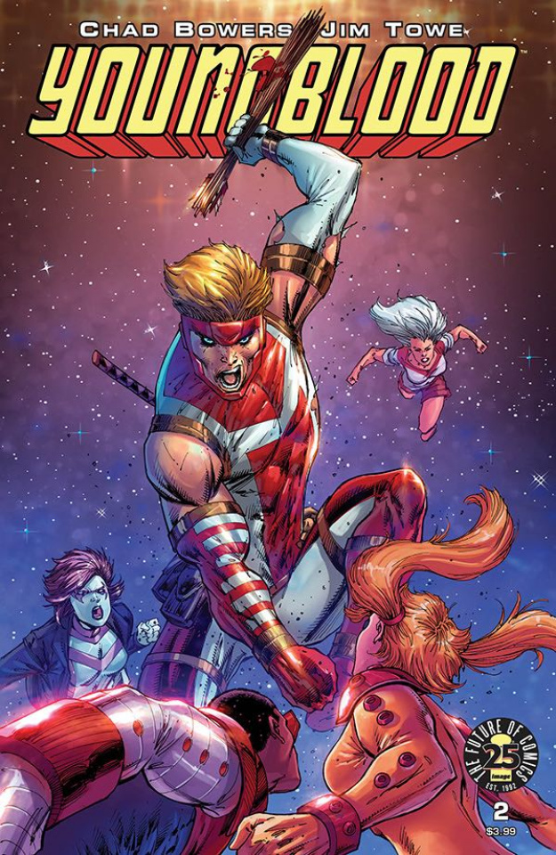 Youngblood #2 (Liefeld Cover)