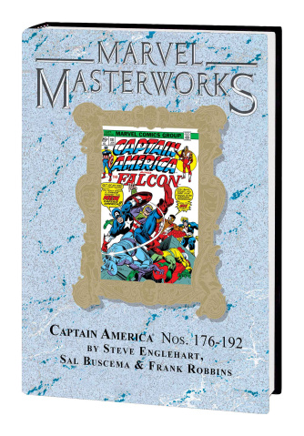 Captain America Vol. 9 (Marvel Masterworks)