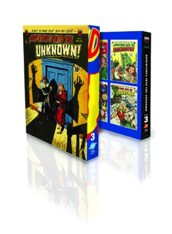 Adventures Into the Unknown! Vol. 3 (Slipcase Edition)