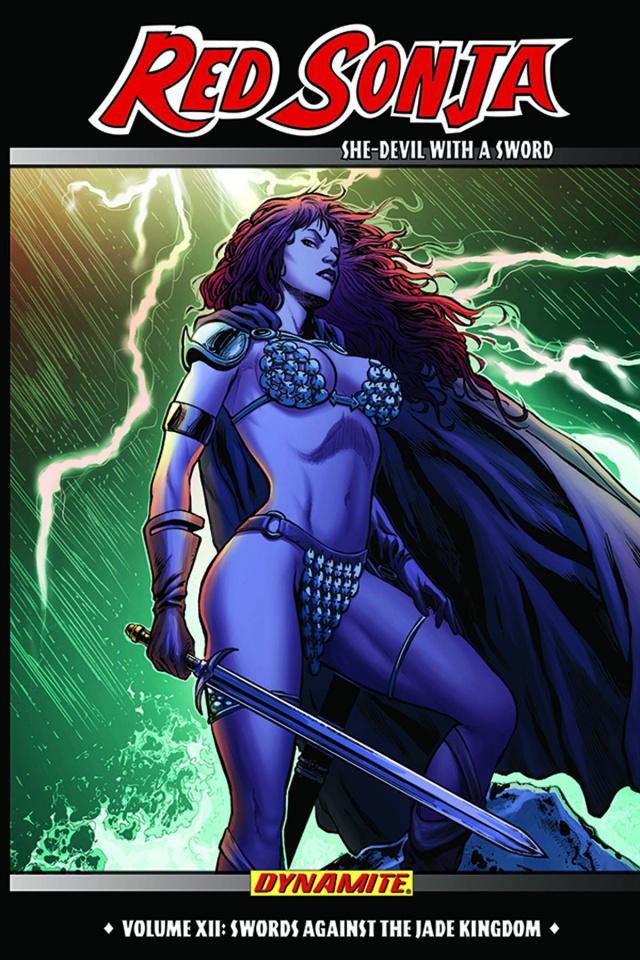 Red Sonja Vol. 12: Swords Against the Jade Kingdom