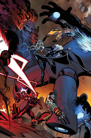 X-Men: Battle of the Atom #2