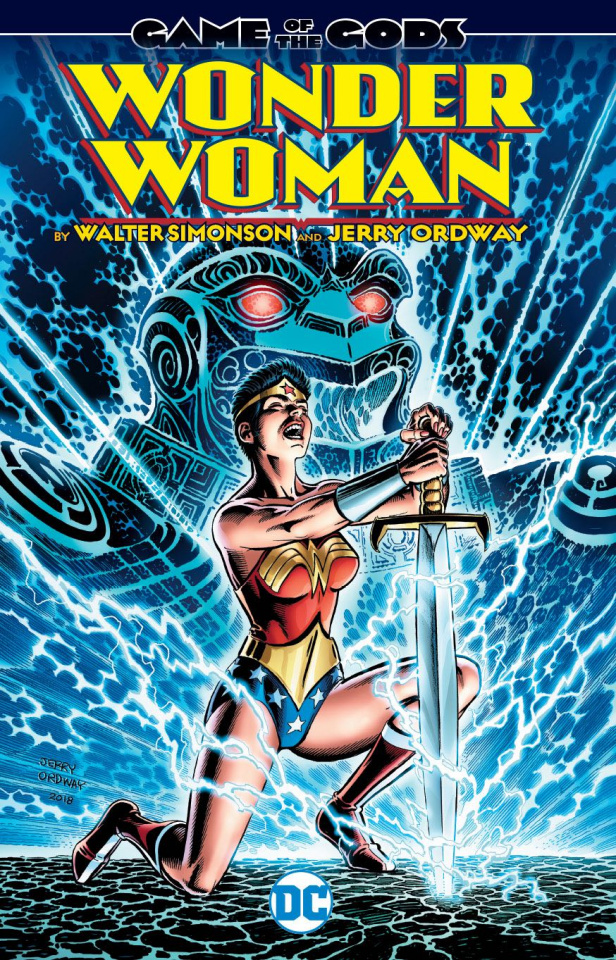 Wonder Woman by Walter Simonson & Jerry Ordway