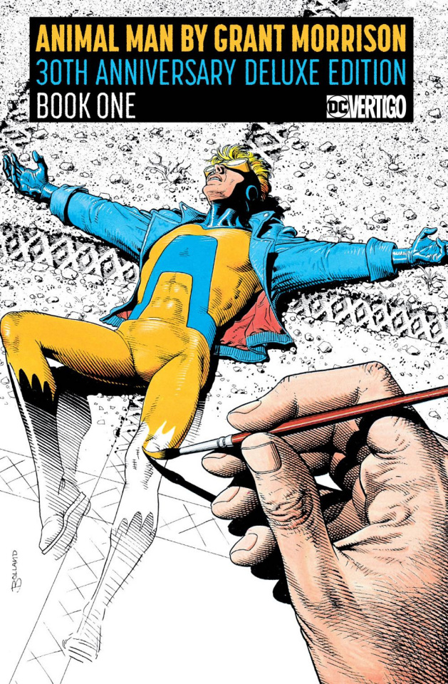 Animal Man by Grant Morrison Book. 1 (30th Anniversary Edition)