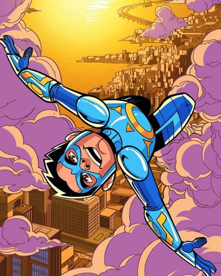 Chakra: The Invincible #2