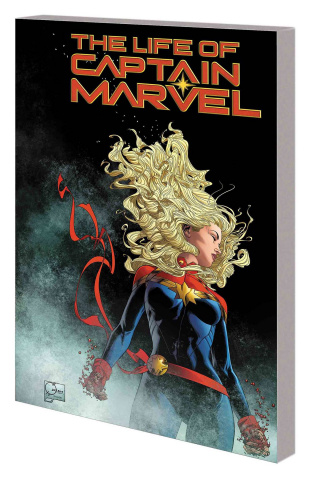 The Life of Captain Marvel (Quesada Cover)