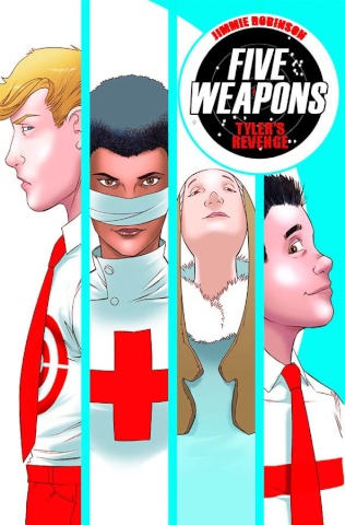 Five Weapons: Tyler's Revenge Vol. 2