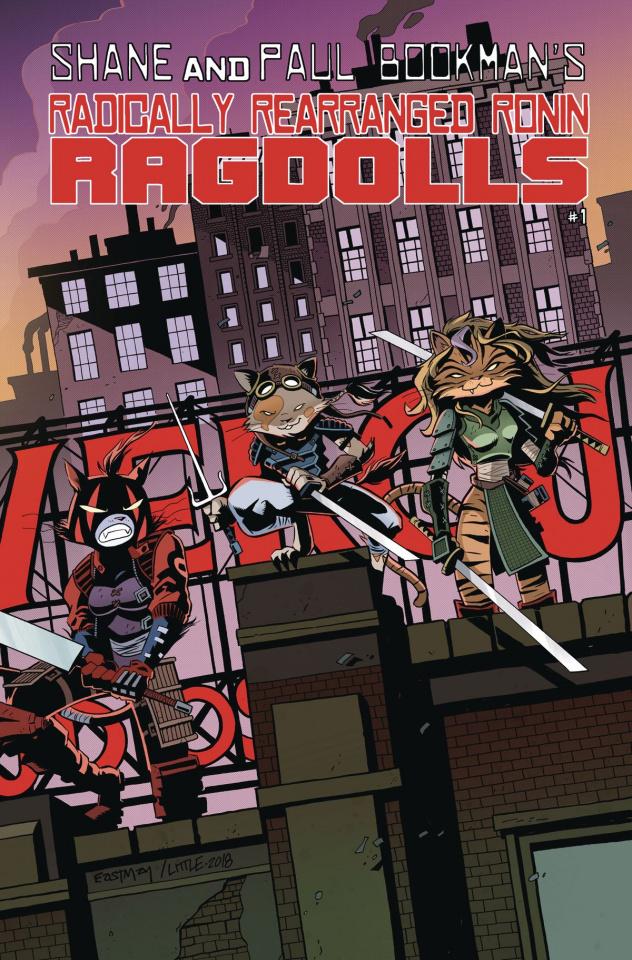 Radically Rearranged Ronin Ragdolls (Little & Eastman Cover)