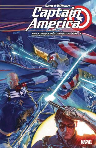 Captain America: Sam Wilson Vol. 2: (Complete Collection)