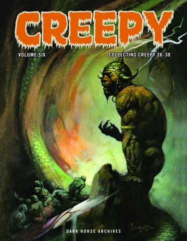 Creepy Archives Vol. 6