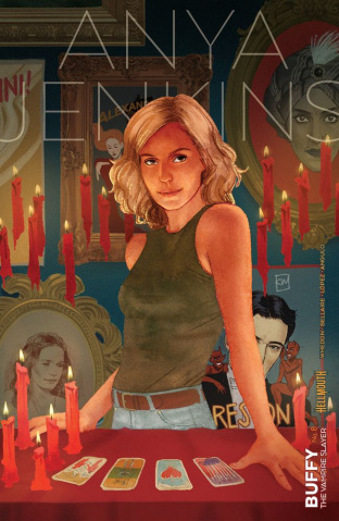 Buffy the Vampire Slayer #8 (Wada Cover)