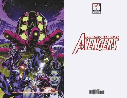 Avengers #2 (McGuinness Virgin Cover)