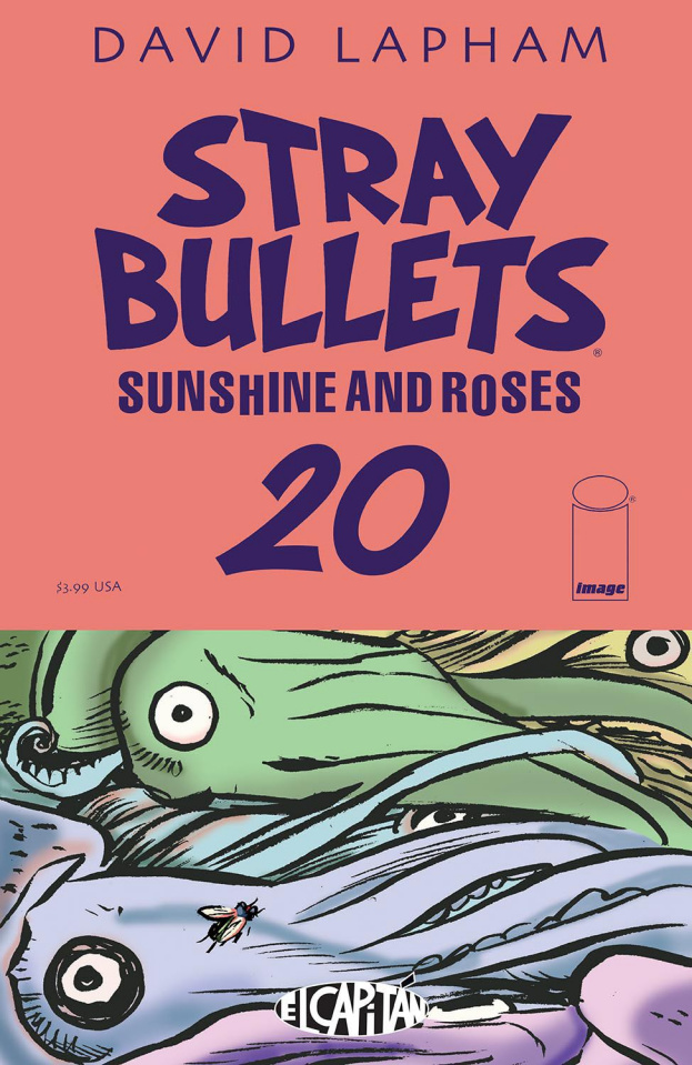 Stray Bullets: Sunshine and Roses #20