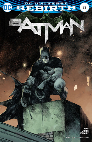 Batman #33 (Variant Cover)