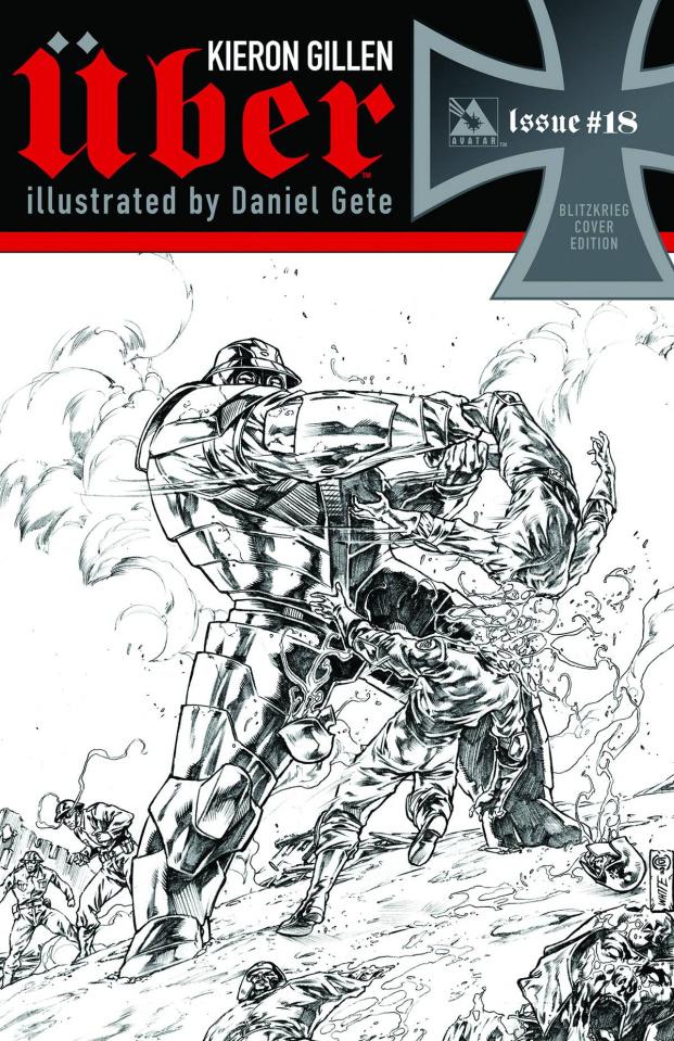 Über #18 (Blitzkrieg Cover)