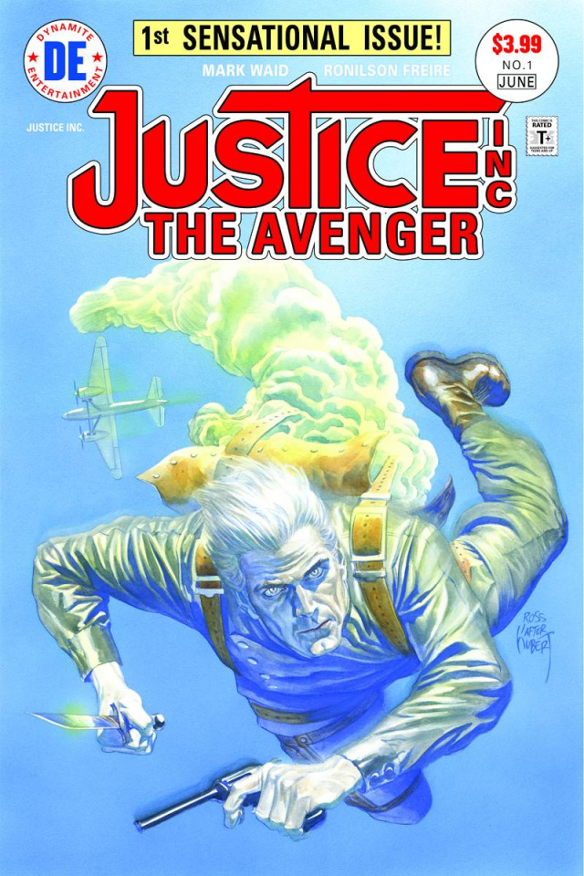 Justice Inc.: The Avenger #1